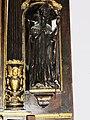 Ganzeville (Seine-Mar.) église, statue 016 Saint Lubin.jpg