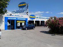 Delko wikip dia for Garage delko grasse