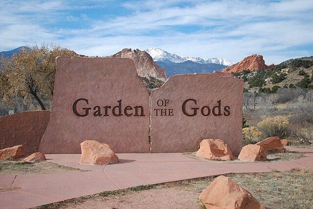 玩在科州 – 众神的花园(Garden of the Gods)