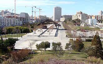 Parc du 26e Centenaire - General view of the park