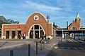 Gare SNCF de Colmar accès ouest.jpg