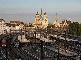 Gare de Dijon-Ville