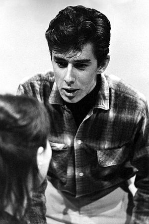 Gary Austin - Austin at San Francisco State University, 1963