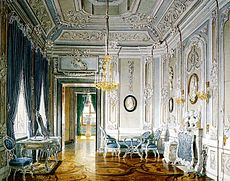 Classic Black And White as well Stock Illustration Gold Bust Statue Classic Vintage Interior Standing Herringbone Parquet Floor Wainscoting Paneling White Image52468790 further French Country Chairs in addition Antique Chairs moreover Rococo Furniture Characteristics. on louis xiv interior design