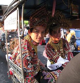 Gayonese Indonesian ethnic group