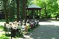 Gdańsk Oliwa Park Oliwski – koncert w altanie.JPG