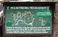 Gedenktafel Felsenburg Neurathen (Felsenburg Neurathen) Felsenburg Neurathen.jpg