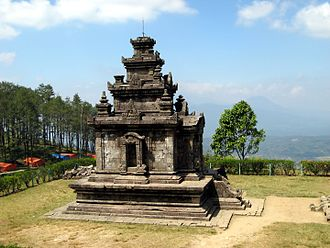 Gedong Songo - Image: Gedong Songo II, 1205