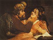 Gelder, Aert de - Tamar and Judah - 1667