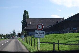 Geltwil - Image: Geltwil 192