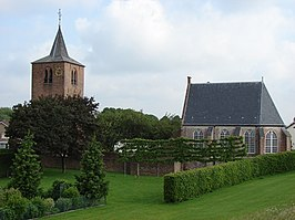 Protestantse kerk van Gendt