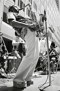 George Adams (musician) Musical artist