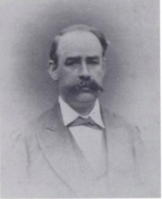 George Seward - George F. Seward, American Minister to China
