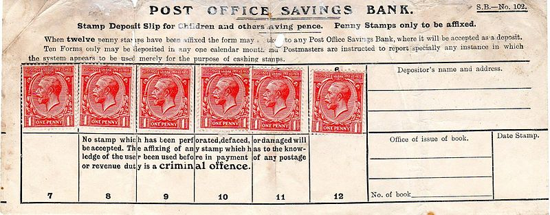 File:George V Post Office Savings Bank deposit slip.jpg
