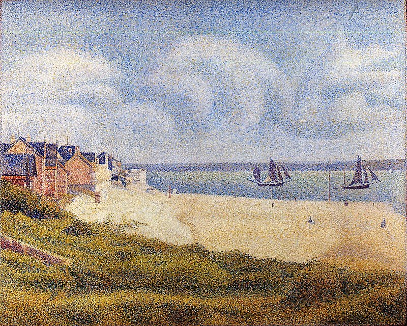https://upload.wikimedia.org/wikipedia/commons/thumb/c/c2/Georges_Seurat_-_Le_Crotoy%2C_Downstream_PC_196.jpg/800px-Georges_Seurat_-_Le_Crotoy%2C_Downstream_PC_196.jpg