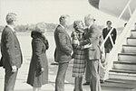 Gerald Ford deplaning at Patrick Henry Airport before third debate5.jpg