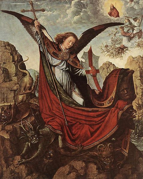 File:Gerard David - Altarpiece of St Michael - WGA6007.jpg