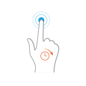 Pointing device gesture - Image: Gestures Long Press