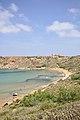 Ghajn Tuffieha Bay - Mugiarro, Malta - April 23, 2013 - panoramio (1).jpg