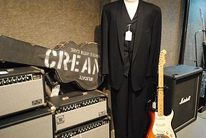 24 Nights - Clapton wore this custom-made Versace suit for the recording sessions in 1991.