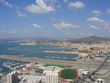 Aeroporto di Gibilterra