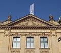 Giebel Haus der Uniersität, Schadowplatz 14, Düsseldorf-Stadtmitte.jpg