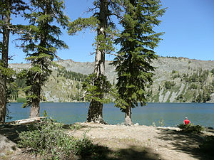 Gilmore Lake - Image: Gilmore Lake