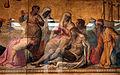 Giovanni balducci detto il cosci, compianto sul cristo deposto dalla croce, 1589, 03.JPG