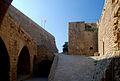Girne Festung Auffahrt.jpg