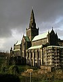 Glasgow Cathedral from the Necropolis - geograph.org.uk - 788234.jpg