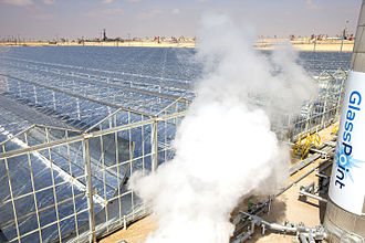 GlassPoint Solar - Generating steam for EOR using concentrated solar power