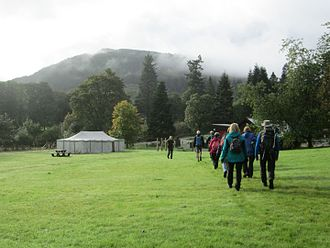 Argyll Forest Park - Glenbranter