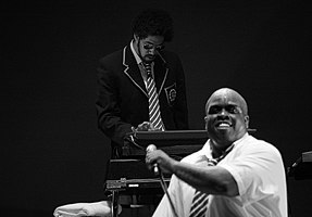 Danger Mouse and CeeLo Green in 2007
