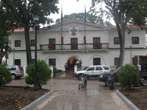 Gobernación del Estado Monagas en Maturín.