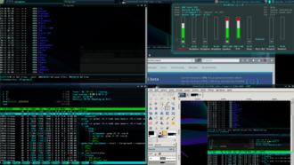 GoboLinux - GoboLinux 016 desktop