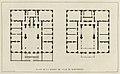 Goetghebuer - 1827 - Choix des monuments - 092 Plans Maison de Ville Maestricht.jpg