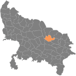 Gonda district