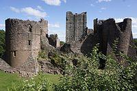 Goodrich Castle, Goodrich.JPG