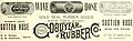 Goodyear Rubber Company Gold Seal rubber goods cotton hose, wine hose, suction hose in 1892 ad - Pacific wine and spirit review (IA pacificwinespiri29sanfrich) (page 49 crop).jpg