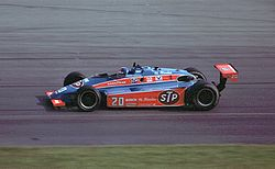 john carter racing