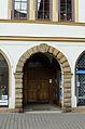 Gotha, Hauptmarkt 28, Portal, 001.jpg