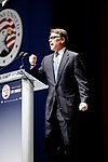 Governor of Texas Rick Perry at Citizens United Freedom Summit in Greenville South Carolina May 2015 by Michael Vadon 13.jpg