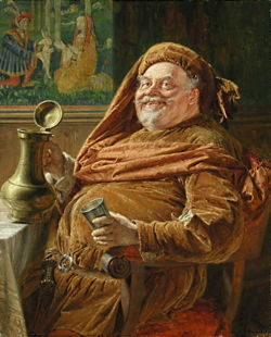 meaning of falstaff