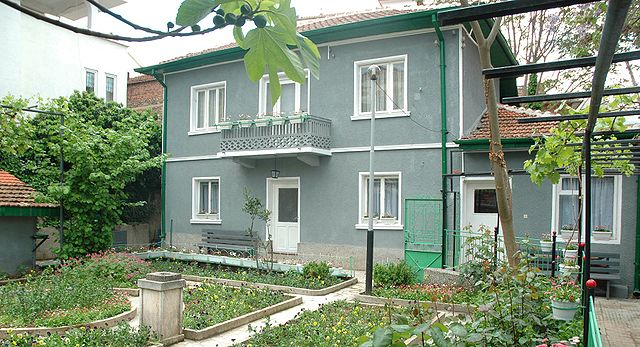 Дом Ванги в городе Петриче
