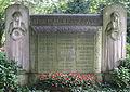 Grabstätte Familie Heinrich Scheven Düsseldorf, Nordfriedhof Düsseldorf.jpg