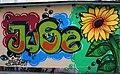 Graffiti Spittal an der Drau, Bernhardgasse 3b, Kärnten.jpg