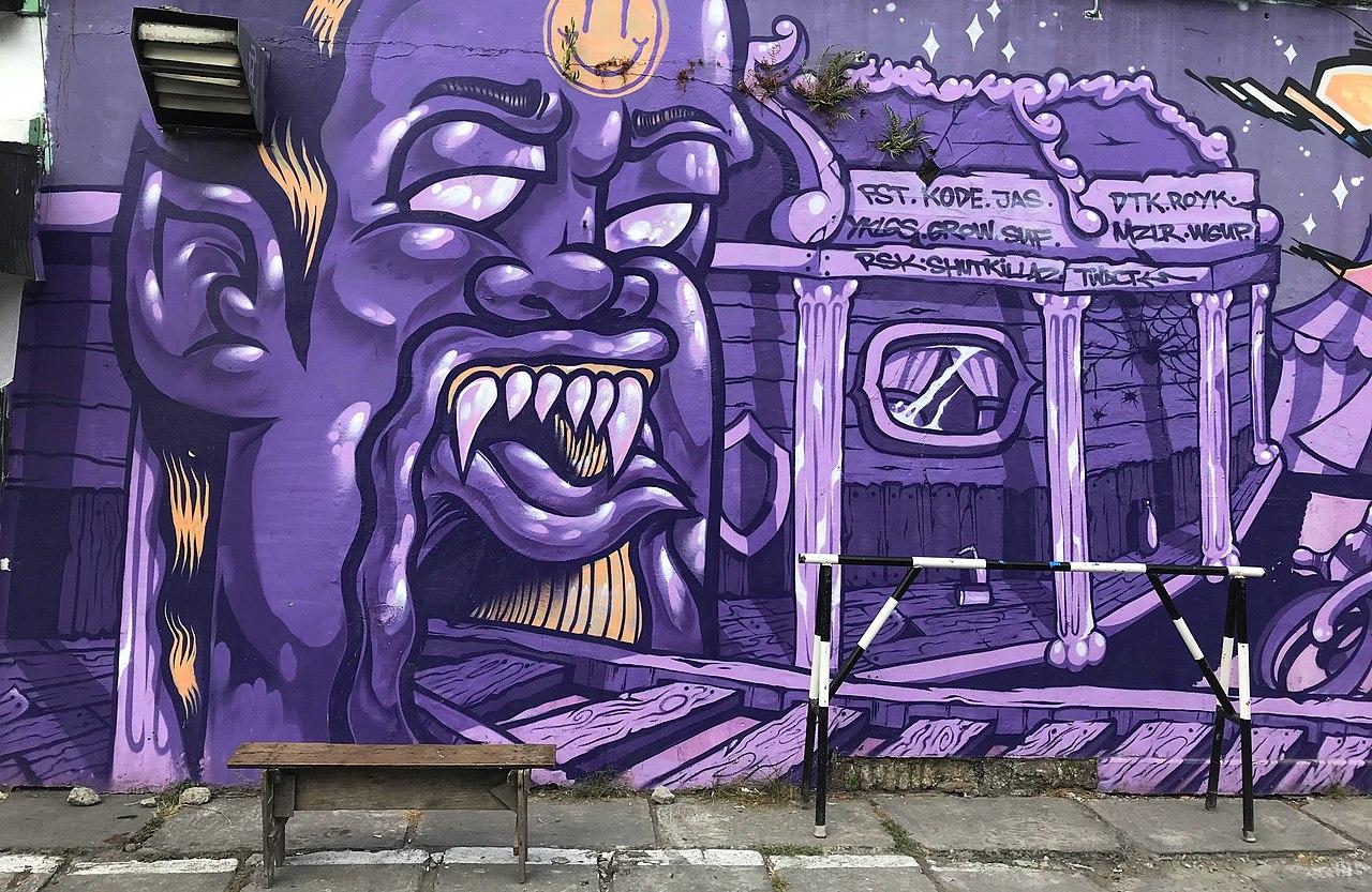 Filegraffiti in yogyakarta indonesia jpg