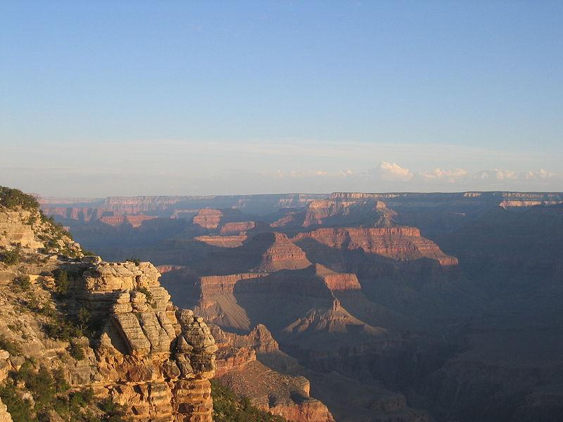 File:Grand Canyon South Rim at Sunrise 2.jpg