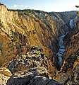 Grand Canyon of the Yellowstone River (Yellowstone, Wyoming, USA) 171 (32741152917).jpg