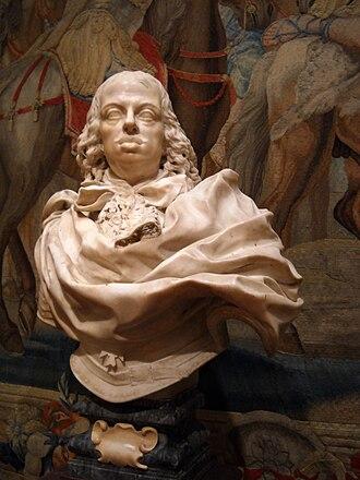 Giovanni Battista Foggini - Image: Grand Duke of Tuscany Cosimo III de Medici Giovanni Battista Foggini 1683 The Metropolitan Museum of Art, New York City